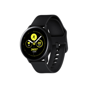 Смарт-часы Samsung Galaxy Watch Active SM-R500 Чёрный сатин